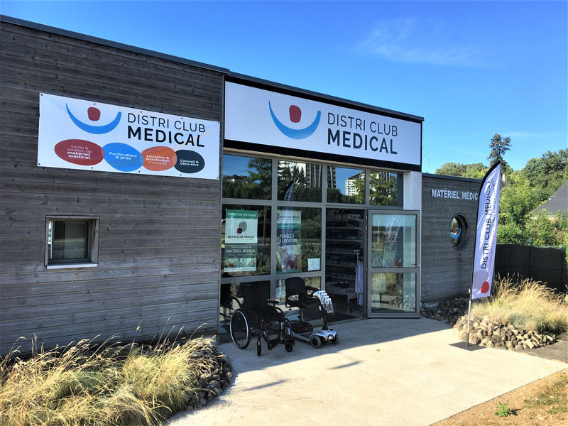 Le Concept DISTRI CLUB MEDICAL