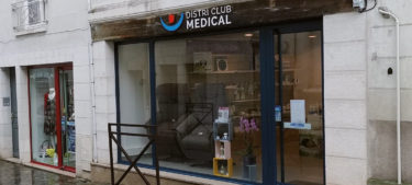 Magasin DISTRI CLUB MEDICAL 37 Loches